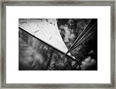 Sail Framed Print by Stelios Kleanthous