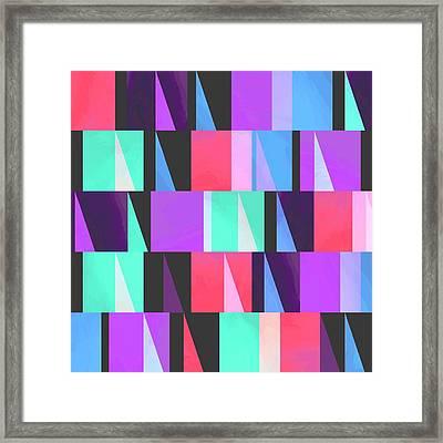 Sail Two Framed Print