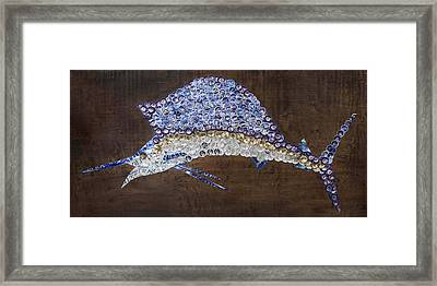 Sailfish #1 Framed Print