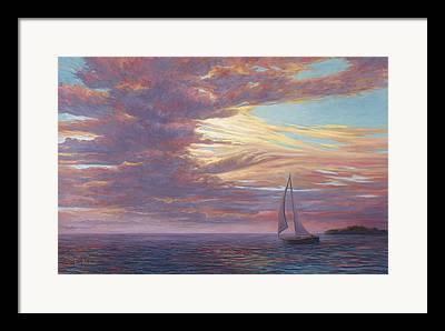 Key West Framed Prints