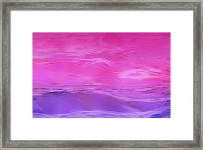 Sailors Delight Framed Print by Jack Zulli
