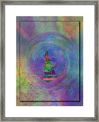 Sailors Gauntlet Framed Print