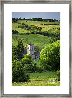 Saint Andrews - Cotswolds Framed Print