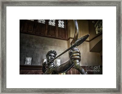 Saint Gaudens Diana Framed Print by Scott Thorp
