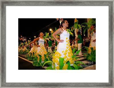 Saint John Festival Framed Print by Gaspar Avila