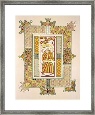 Saint John The Evangelist Framed Print