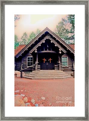 Saint Johns Church 2 Framed Print