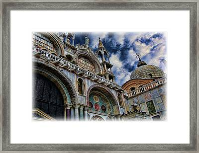 Saint Mark's Basilica Framed Print by Lee Dos Santos