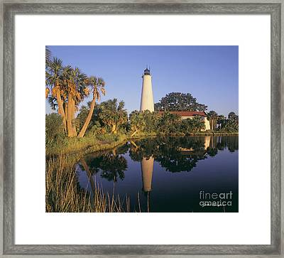 Saint Mark's Lighthouse Framed Print