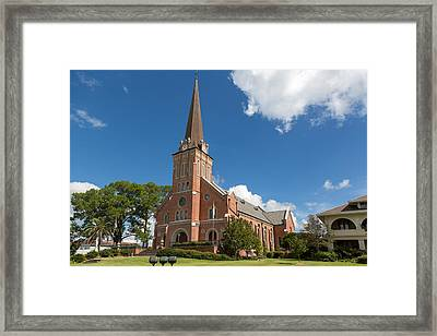 Saint Mary Magdalen Church Framed Print