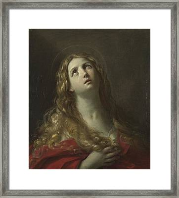 Saint Mary Magdalene Framed Print