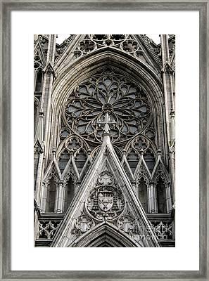 Saint Patrick's Cathedral Framed Print