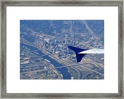 Saint Paul Minnesota Framed Print