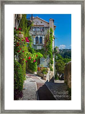Saint Paul View Framed Print by Inge Johnsson
