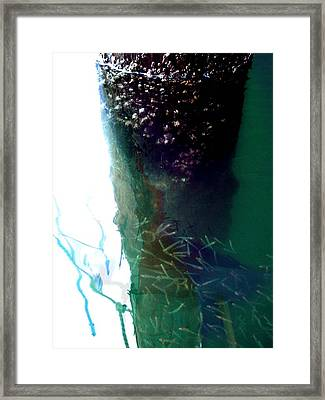Saint Peter's Menos Framed Print by Aaron Simmons