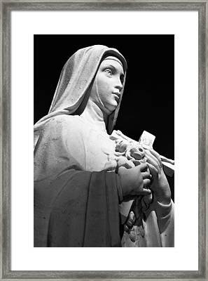 Saint Teresa Framed Print