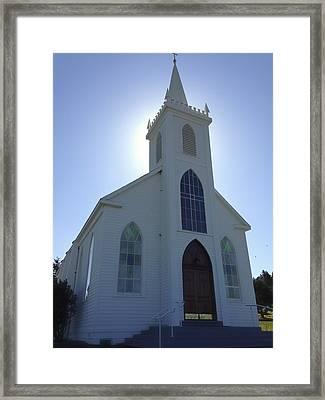 Saint Teresa Of Avila Church Framed Print
