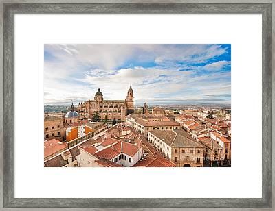 Salamanca Framed Print