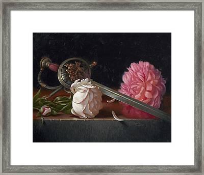 Salamanca Framed Print by Timothy Jones