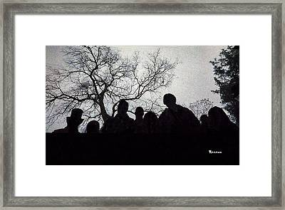 Salem Framed Print by Sadie Reneau