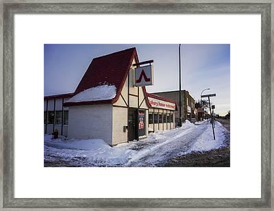 Salisbury House Framed Print