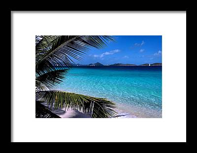 Caribbean Framed Prints