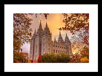 Lds Framed Prints