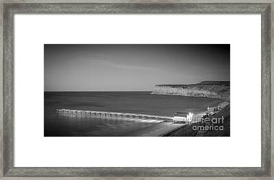 Saltburn-by-the-sea Framed Print by Colin and Linda McKie