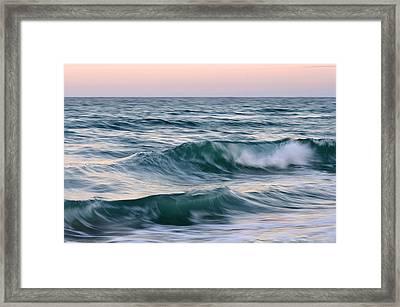 Saltwater Soul Framed Print