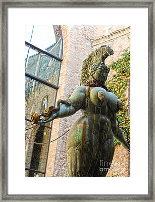 Salvador Dali Museum Framed Print by Gregory Dyer