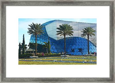 The Salvador Dali Museum Framed Print