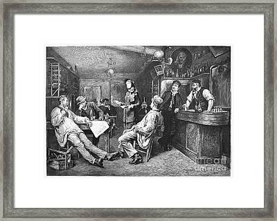 Salvation Army, 1887 Framed Print by Granger