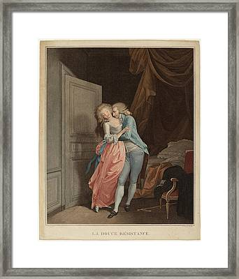 Salvatore Tresca After Louis-léopold Boilly Italian Framed Print by Quint Lox