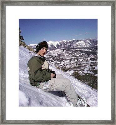 Sambo Framed Print by Jeff Pickett