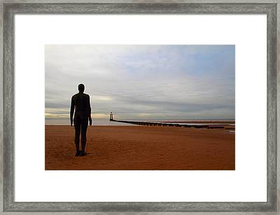 Same Old Place Framed Print by Wayne Molyneux