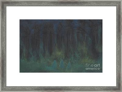 Samhain By Jrr Framed Print