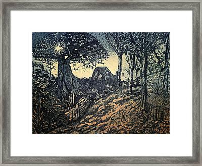 Sam's Early Morn Framed Print