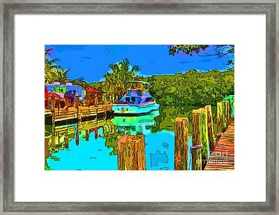 Sams Hideaway Framed Print by Keri West