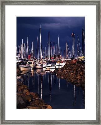 Samsoe Island Denmark Framed Print by Colette V Hera  Guggenheim