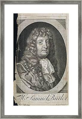 Samuel Butler Framed Print
