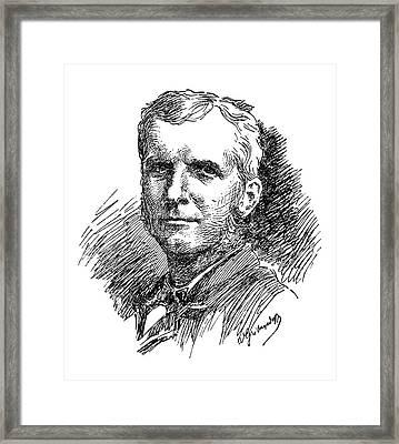 Samuel Chapman Armstrong (1839-1893) Framed Print by Granger