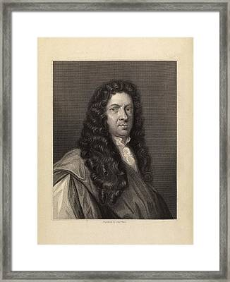 Samuel Pepys Framed Print by Middle Temple Library