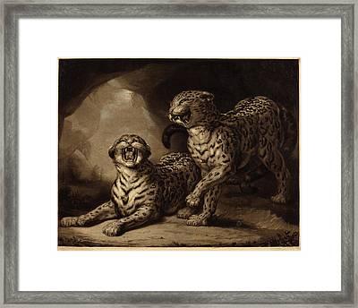 Samuel William Reynolds I After James Northcote British Framed Print by Quint Lox