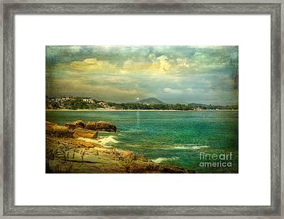Samui Island Framed Print by Adrian Evans
