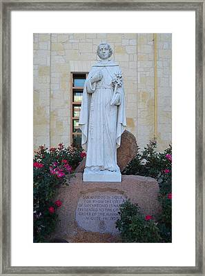 San Antonio  Framed Print by Shawn Marlow