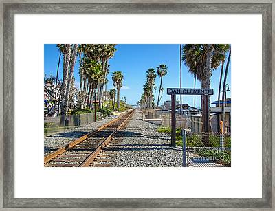 San Clemente  Framed Print by Baywest Imaging