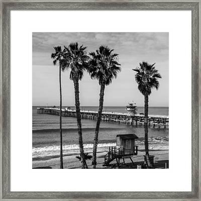 San Clemente Framed Print by Radek Hofman