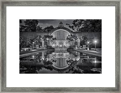San Diego Botanical Garden Framed Print