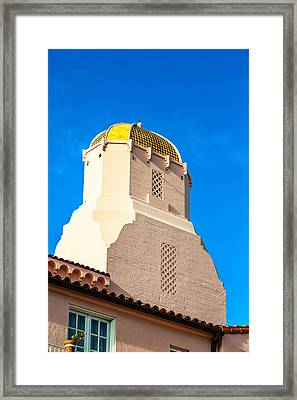 San Diego Church Framed Print