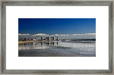 San Diego Framed Print by Robert Bales
